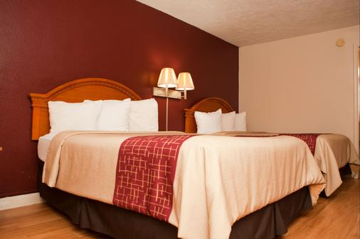 Red Roof Inn & Suites Jackson, TN - Jackson - Phòng ngủ