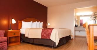 Red Roof Inn & Suites Jackson, TN - Jackson - Bedroom