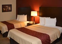 Red Roof Inn Cookeville - Tennessee Tech - Cookeville - Κρεβατοκάμαρα