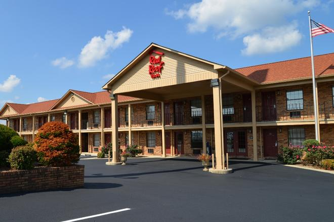 Red Roof Inn Cookeville - Tennessee Tech - Cookeville - Κτίριο