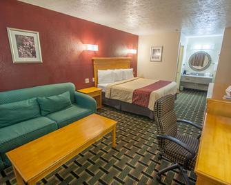 Red Roof Inn Crossville - Crossville - Спальня