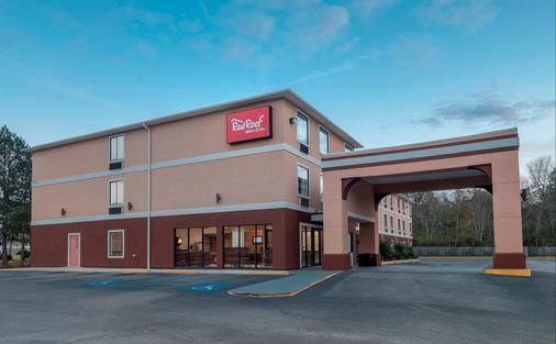 Red Roof Inn & Suites Biloxi - Biloxi - Κτίριο