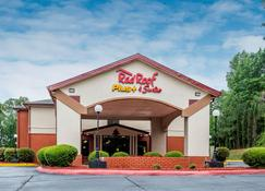 Red Roof PLUS & Suites Opelika - Opelika - Rakennus