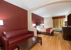 Red Roof Inn & Suites Lake Charles - Lake Charles - Habitación