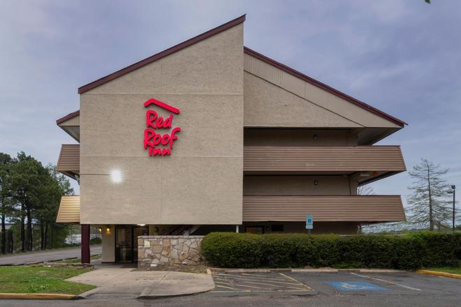 Red Roof Inn Jackson Downtown - Fairgrounds - Jackson - Building
