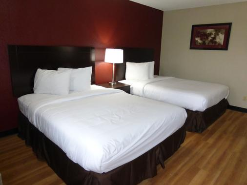 Red Roof Inn Memphis - Airport - Memphis - Bedroom