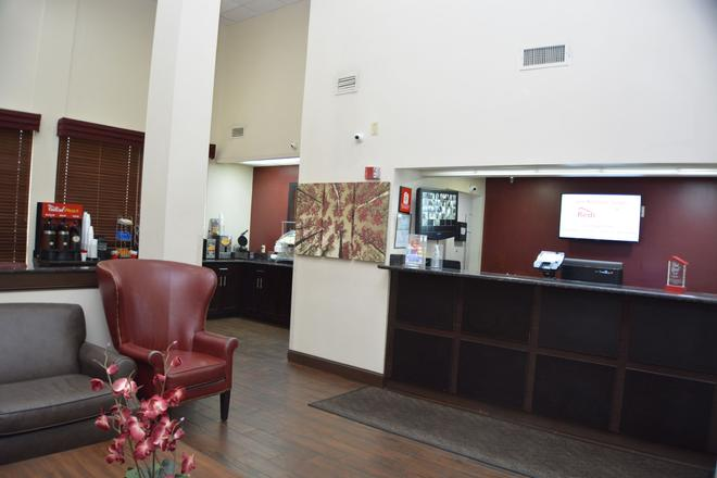 Red Roof Plus+ & Suites Chattanooga - Downtown - Chattanooga - Lobby