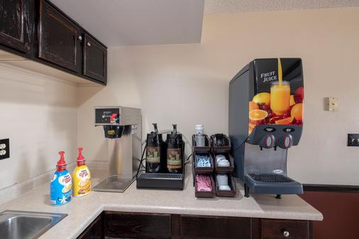 Red Roof Inn & Suites Bossier City - Bossier City - Buffet