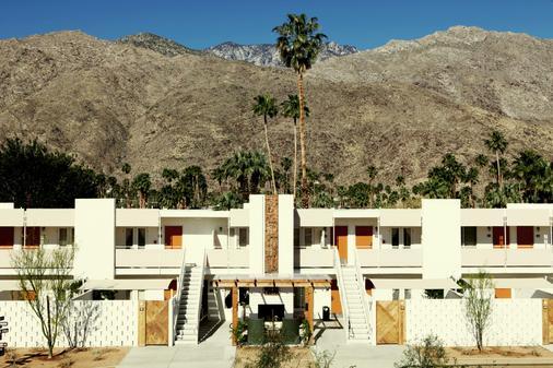 Ace Hotel and Swim Club - Palm Springs - Rakennus
