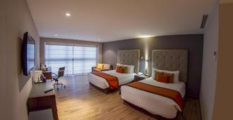 El Diplomatico Hotel - מקסיקו סיטי - חדר שינה