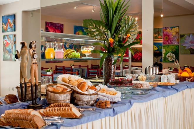 普拉亞英格勒斯格納尼斯酒店 - 弗洛里亞諾波利斯 - 弗洛里亞諾波利斯 - 飲食