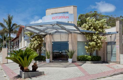 Hotel Geranius Praia dos Ingleses - Florianópolis - Edifício