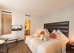 Resort Mark Brandenburg & Fontane Therme - Neuruppin - Bedroom