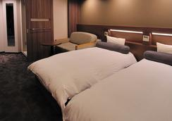 Dormy Inn Premium Shibuya Jingumae Hot Spring - Tokyo - Bedroom