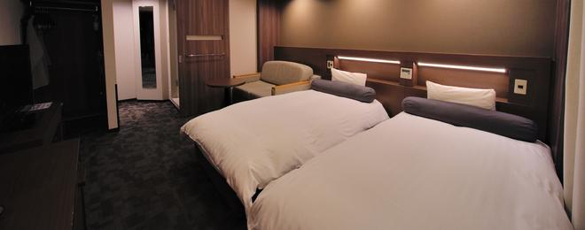 Dormy Inn Premium Shibuya Jingumae Hot Spring - Tokyo - Chambre