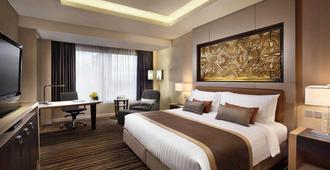 Amari Watergate Bangkok - בנגקוק - חדר שינה
