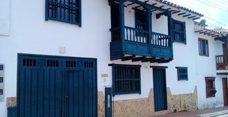 La Maison Hostel & Apartmentos - Вилья-де-Леива - Вход в отель