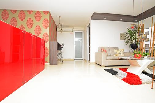 Monterosa Apartamentos Amoblados - Pereira - Olohuone