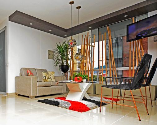 Monterosa Apartamentos Amoblados - Pereira - Aula