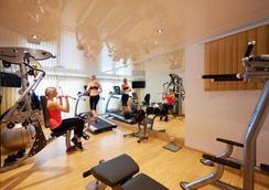Boutique Hotel Herzhof - Riezlern - Gym