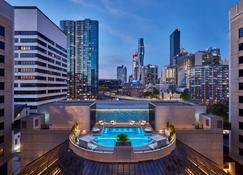 Crowne Plaza Melbourne - Melbourne - Pool