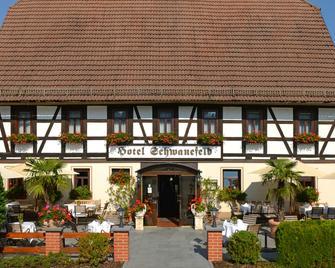 Romantik Hotel Schwanefeld - Meerane - Gebouw