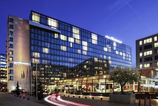 Pullman Paris Centre Bercy - Pariisi - Rakennus