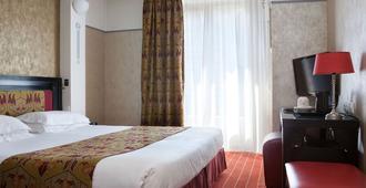 Hotel Eiffel Seine - Παρίσι - Κρεβατοκάμαρα