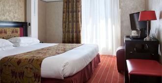 Hotel Eiffel Seine - Paris - Phòng ngủ