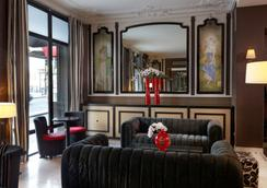 Hotel Eiffel Seine - Paris - Lobby