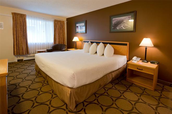Econo Lodge - Prince George - Bedroom
