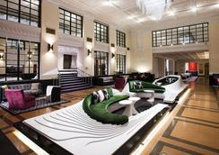 Stewart Hotel - New York - Aula