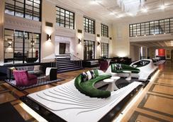 Stewart Hotel - New York - Hành lang