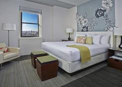 Stewart Hotel - New York - Bedroom