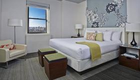 Stewart Hotel - New York - Phòng ngủ