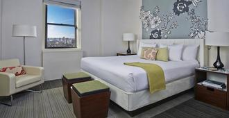 Stewart Hotel - New York - Schlafzimmer