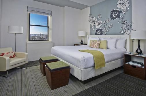 紐約市曼哈頓飯店 - 紐約 - 臥室