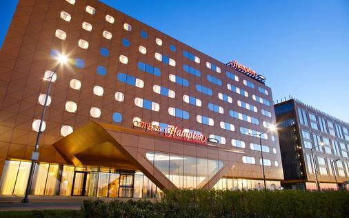 Hampton by Hilton St Petersburg Expoforum - Saint Petersburg - Building