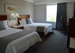 Casa Inn Business Hotel Celaya - Celaya - Schlafzimmer