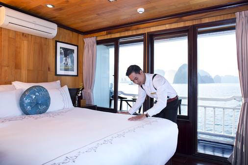 Aphrodite Cruises - Ha Long - Camera da letto
