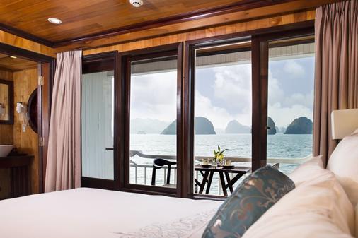 Aphrodite Cruises - Ha Long - Balcone