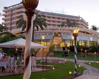 Gpro Valparaiso Palace & Spa - Mallorca - Rakennus