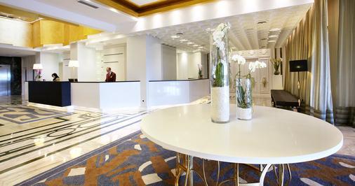 Gpro Valparaiso Palace & Spa - Palma de Mallorca - Front desk