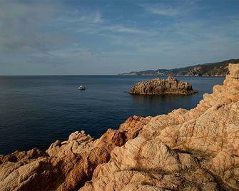 Hotel Eden Roc - Sant Feliu de Guíxols - Buiten zicht