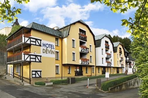 德文 SPA 酒店 - 瑪麗安斯基蘭澤 - 瑪麗亞溫泉 - 建築