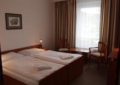 德文 SPA 酒店 - 瑪麗安斯基蘭澤 - 瑪麗亞溫泉 - 臥室