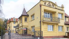Villa Angela - Danzig - Gebäude