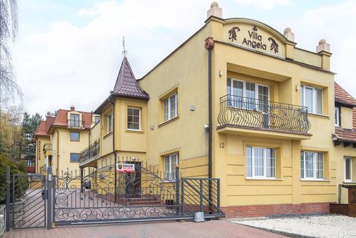 Villa Angela - Γκντανσκ - Κτίριο