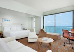 聖胡安貝殼海灘萬麗度假酒店 - 聖胡安 - 聖胡安 - 臥室