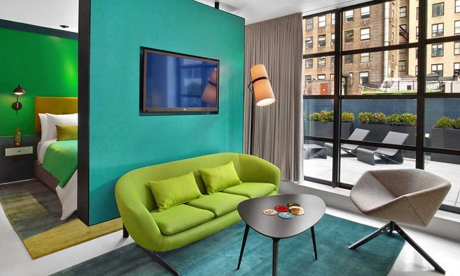 威廉酒店 - 紐約 - 客房設備